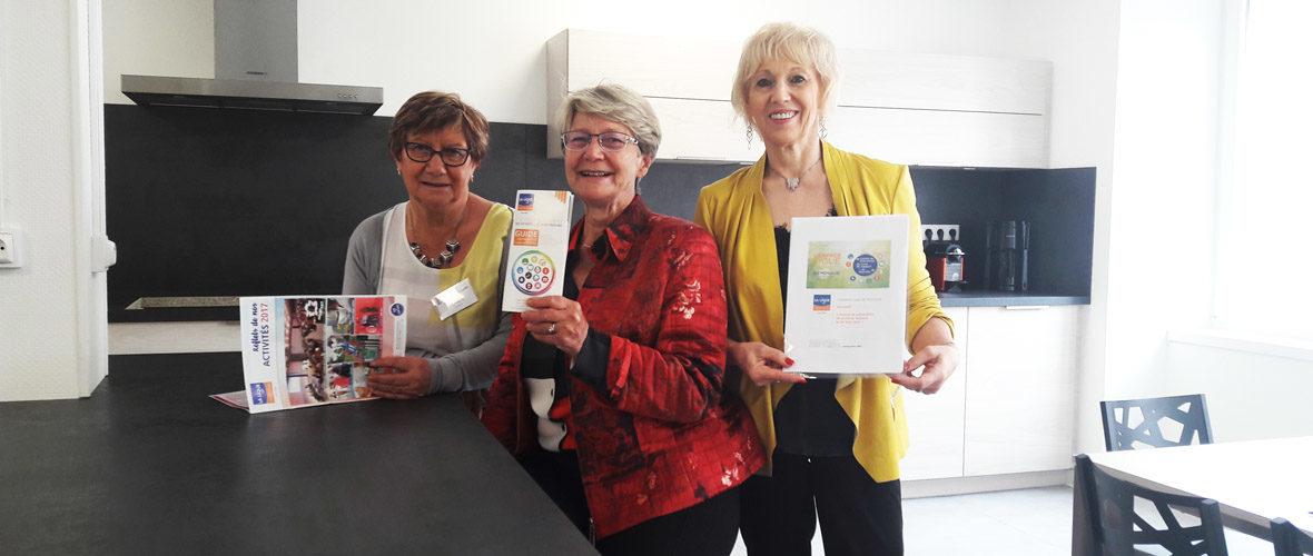Ligue contre le cancer: une nouvelle adresse pour l'Espace Ligue Mulhouse | M+ Mulhouse