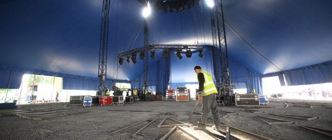 Cirque Gruss: l'envers du décor