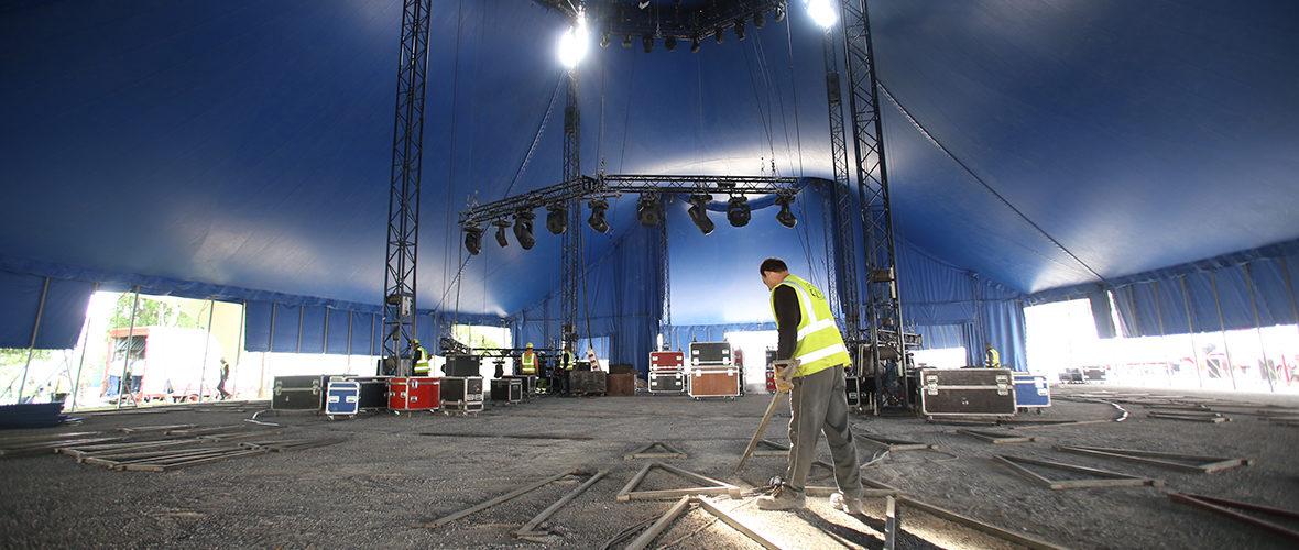 Cirque Gruss: l'envers du décor   M+ Mulhouse
