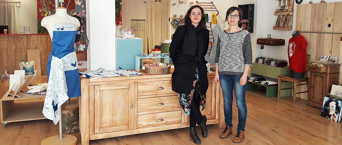 La Vitrine volante, 100% locale! | M+ Mulhouse