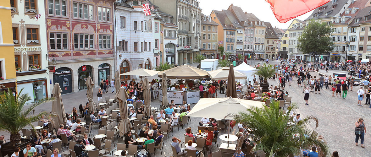 Tourisme: un plan d'actions sur trois ans | M+ Mulhouse