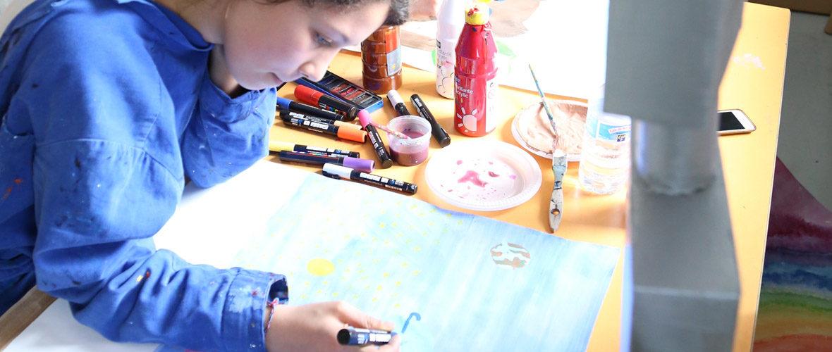 Ateliers pédagogiques d'Arts Plastiques