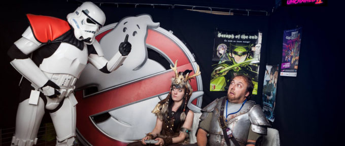 "Geek Unchained 3 : la culture ""geek"" au Parc Expo"