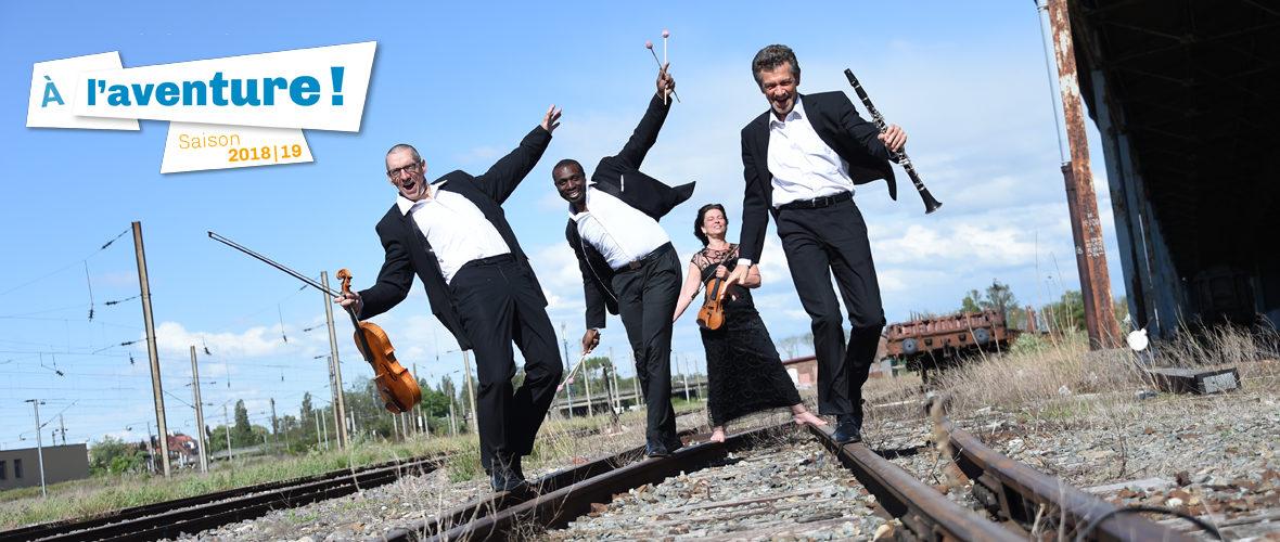Premier concert de la saison de l'Orchestre symphonique : À l'aventure !