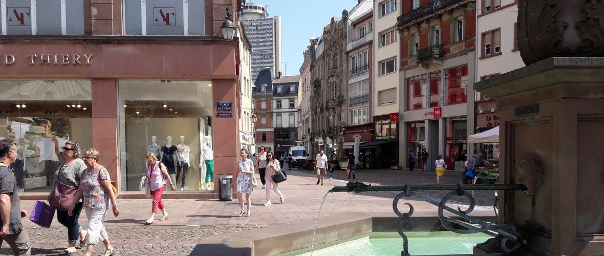 Toutes les nouveautés du commerce du centre-ville | M+ Mulhouse
