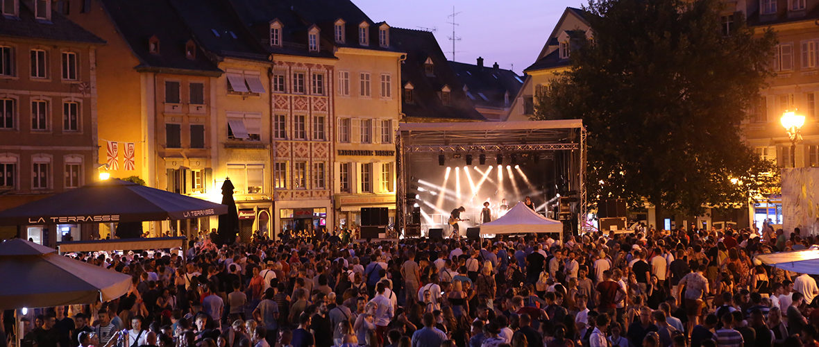 Ce week-end, on sort à Mulhouse!   M+ Mulhouse