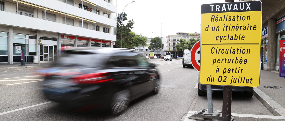 Circulation: bientôt du neuf pour les cyclistes   M+ Mulhouse