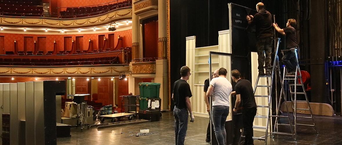 [VIDEO] Dans les coulisses du Théâtre de la Sinne | M+ Mulhouse