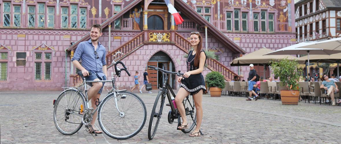 1100 km à vélo pour changer les comportements | M+ Mulhouse