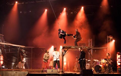 Cirque Intextremiste - Extrême Night Fever