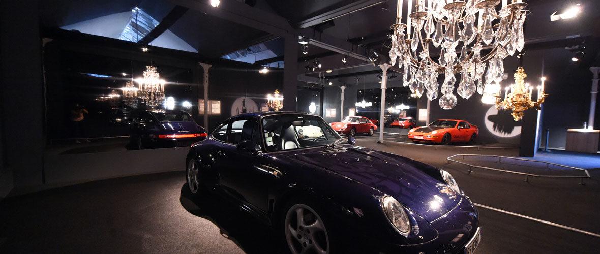 Porsche en lumière à la Cité de l'auto | M+ Mulhouse