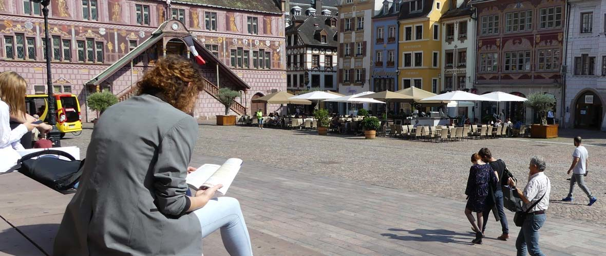 Guides touristiques: comment parlent-ils de Mulhouse?   M+ Mulhouse