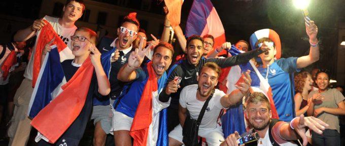 Finale du Mondial: le centre-ville dédié aux piétons, dimanche 15 juillet à partir de 17h