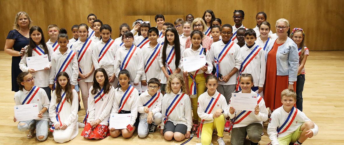Conseil municipal des enfants: l'heure du bilan | M+ Mulhouse