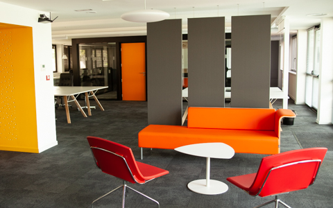 Coworking : le 34