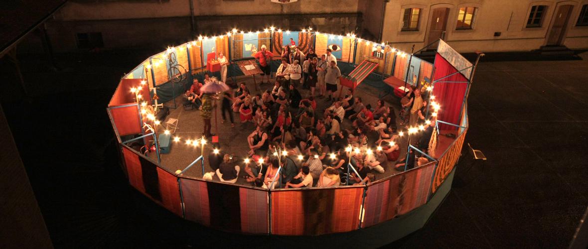 Scènes de rue : 10 spectacles à ne pas manquer ! | M+ Mulhouse