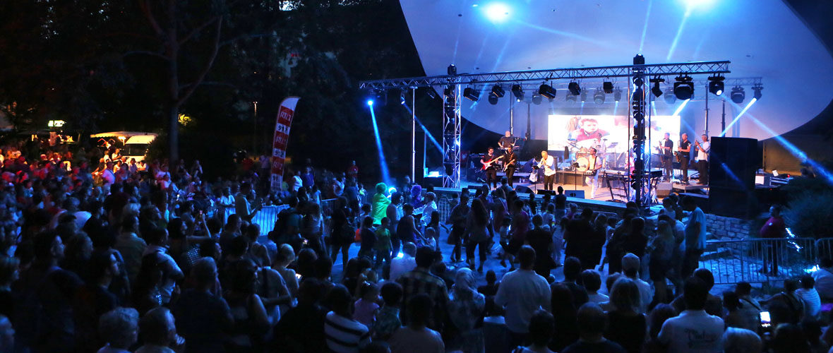 Bal des années 80 : une « Nuit de folie » le 25 août   M+ Mulhouse