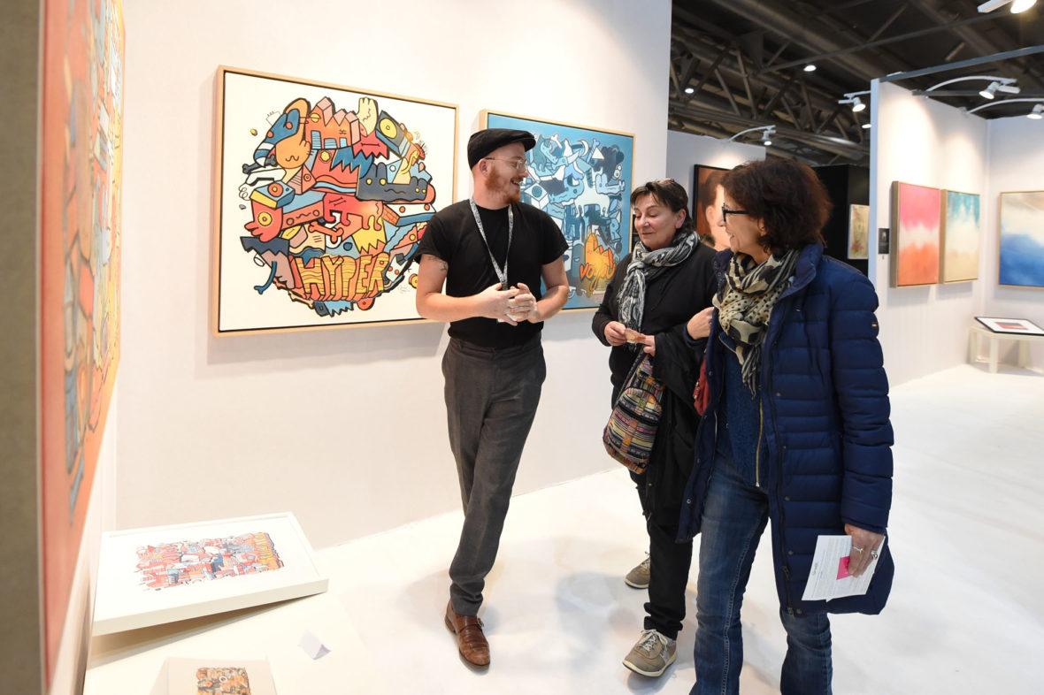 Art3f/Art Fair