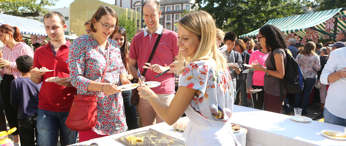 Fête de la gastronomie : un programme alléchant ! | M+ Mulhouse