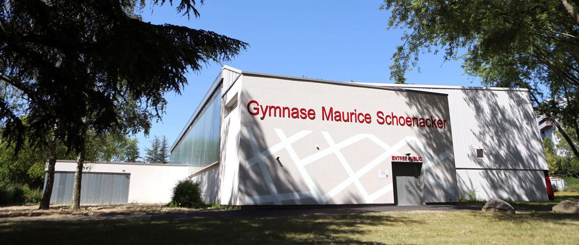 Coteaux : le gymnase Schoenacker a rouvert ses portes | M+ Mulhouse