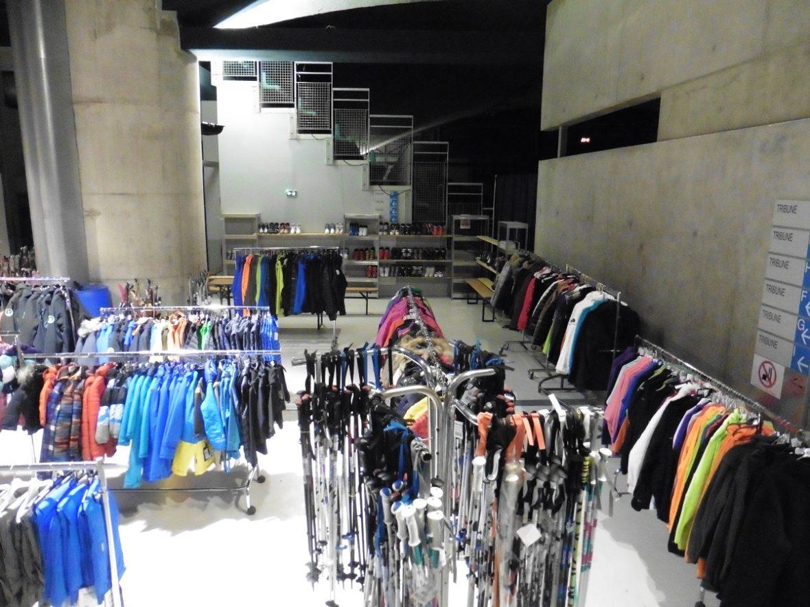 Bourse aux skis des Vosges Trotters de Mulhouse