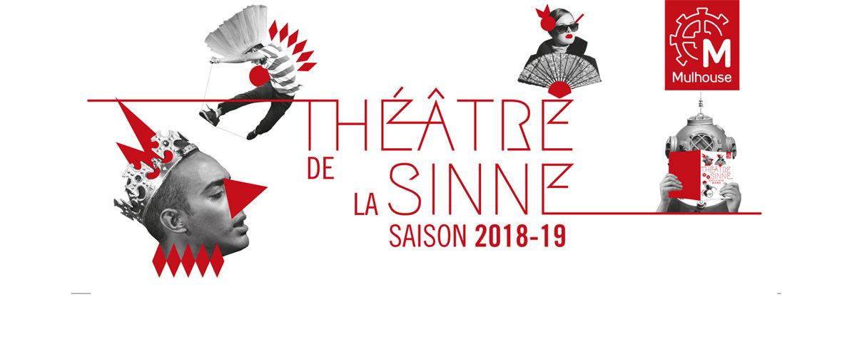 Théâtre de la Sinne : quel programme ! | M+ Mulhouse