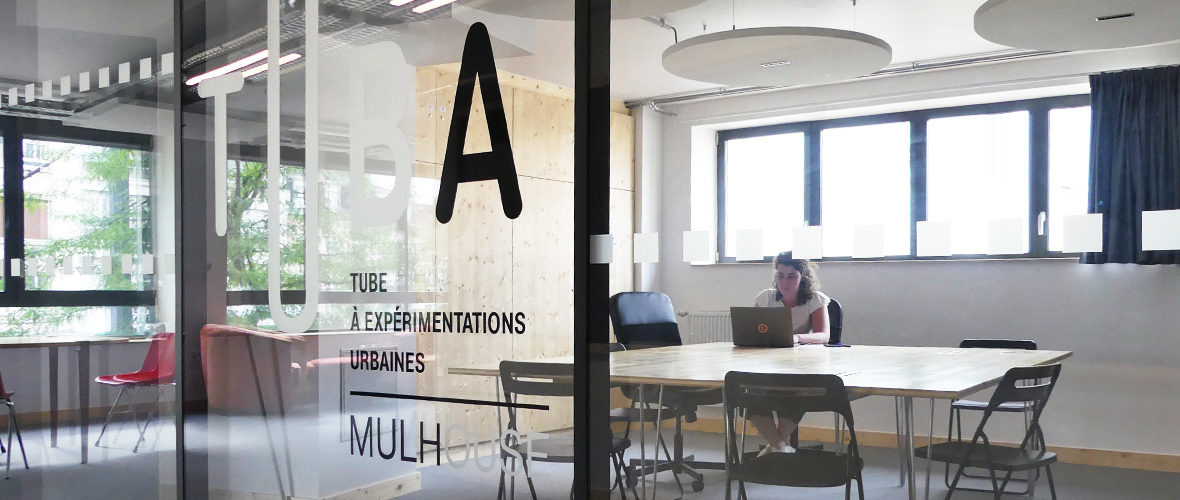 Le Tuba : un laboratoire d'expérimentations urbaines ouvert à tous | M+ Mulhouse