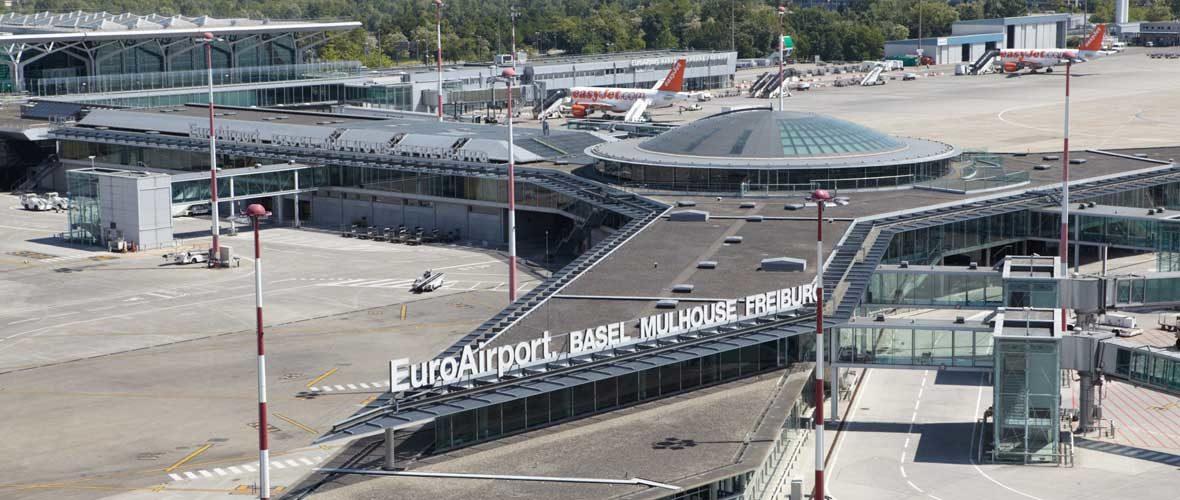EuroAirport : donnez votre avis sur la future liaison ferroviaire | M+ Mulhouse