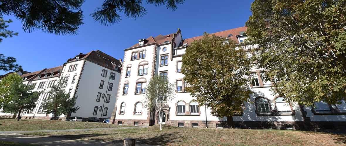 La nouvelle vie de la caserne Barbanègre | M+ Mulhouse
