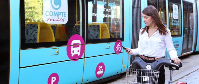 Compte mobilité: une carte et un compte uniques pour tous les transports