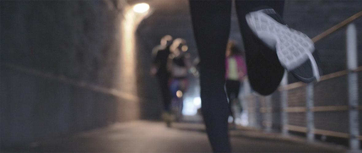 Light run, course de nuit fun et en fluo