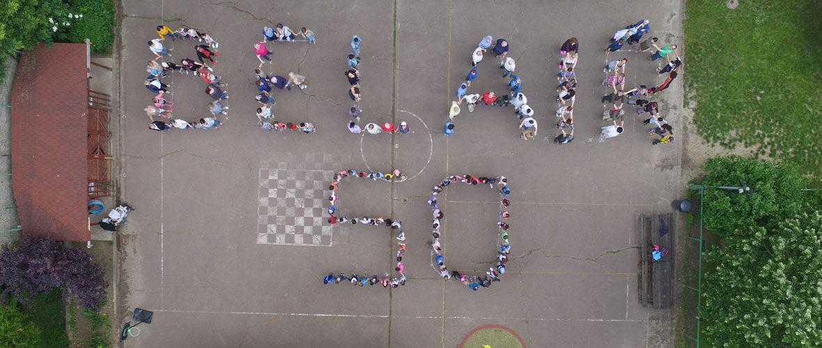 Le CSC Bel Air fête ses 50 ans   M+ Mulhouse