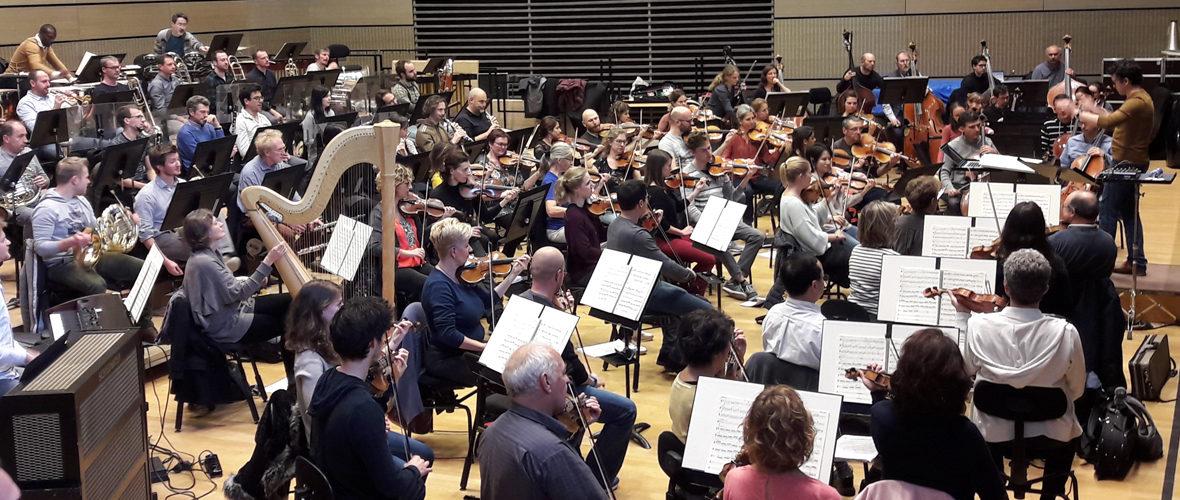 Ciné-concert Star Wars : une première dans l'Est avec l'OSM | M+ Mulhouse