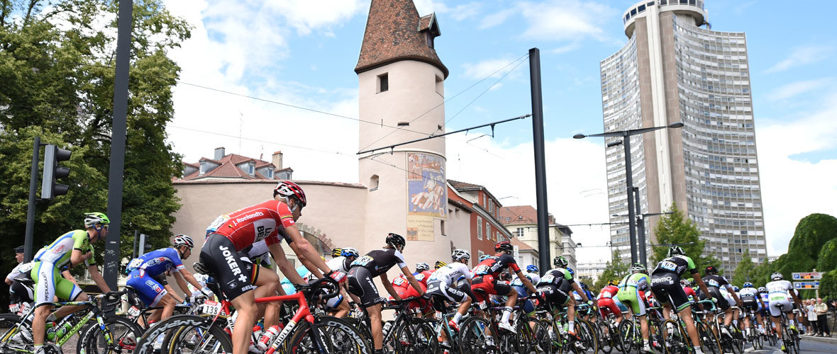 Le Tour de France 2019 à Mulhouse ! | M+ Mulhouse