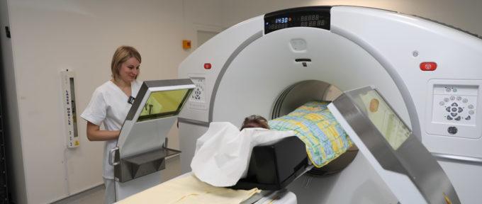 Un Tep scan « aux performances révolutionnaires » à l'hôpital Emile Muller
