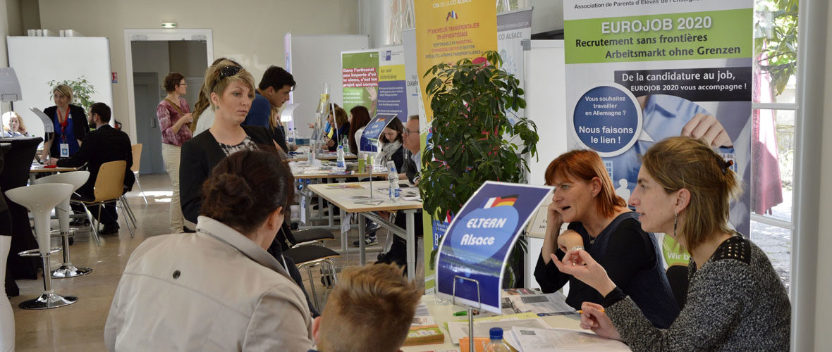 Warum Nicht ! Tout savoir sur l'emploi en Allemagne | M+ Mulhouse