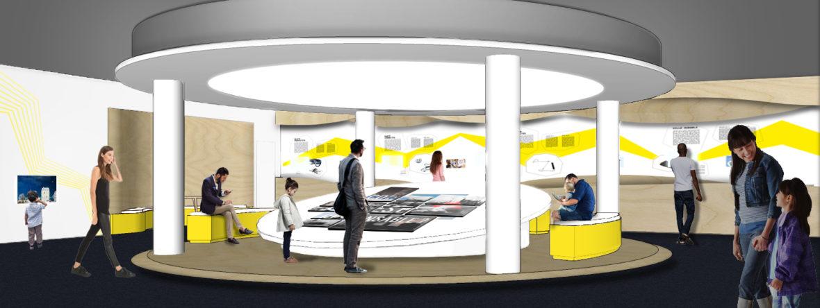 """Electropolis : nouvel espace """"Un avenir électrique"""""""