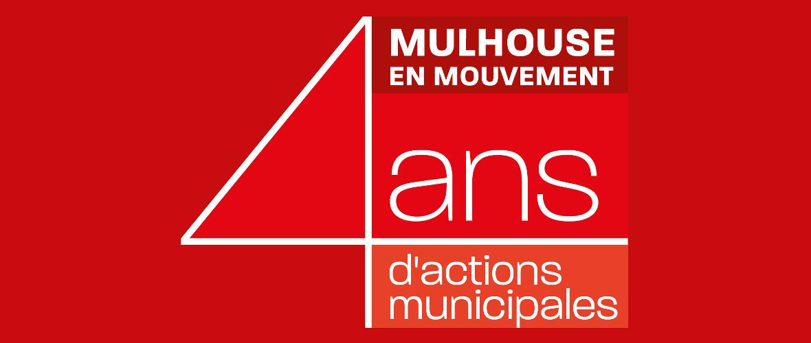 4 ans d'actions municipales au sommaire de votre supplément thématique M+ | M+ Mulhouse