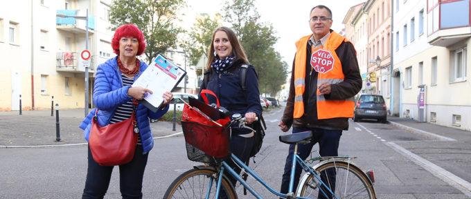 Vélo: une consultation pour deux itinéraires cyclables à la Fonderie