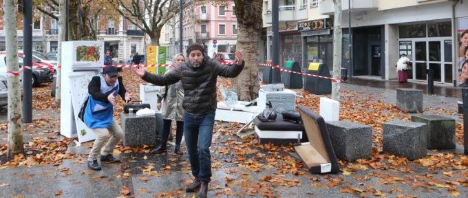 Incivilités : « L'espace public n'est pas une poubelle ! »