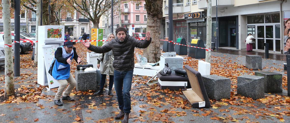 Incivilités : « L'espace public n'est pas une poubelle ! »   M+ Mulhouse