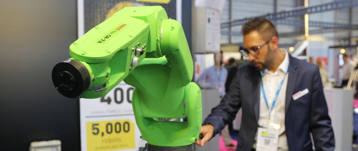 L'industrie du futur se prépare à Mulhouse | M+ Mulhouse