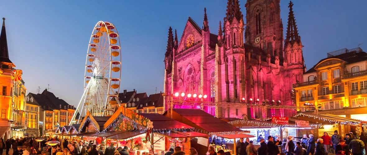Sortir ce week-end à Mulhouse: le Marché de Noël mais pas seulement…   M+ Mulhouse