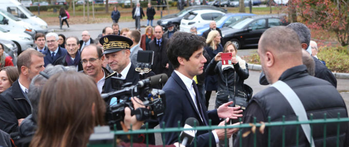 Logement: un ministre et du «sur-mesure» pour les cinq copropriétés des Coteaux
