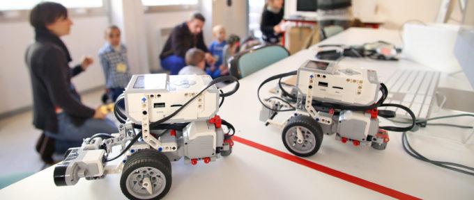 Un atelier de robotique pour reprendre confiance en soi