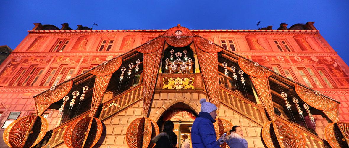 Marché de Noël : les animations de la semaine de Saint-Nicolas   M+ Mulhouse