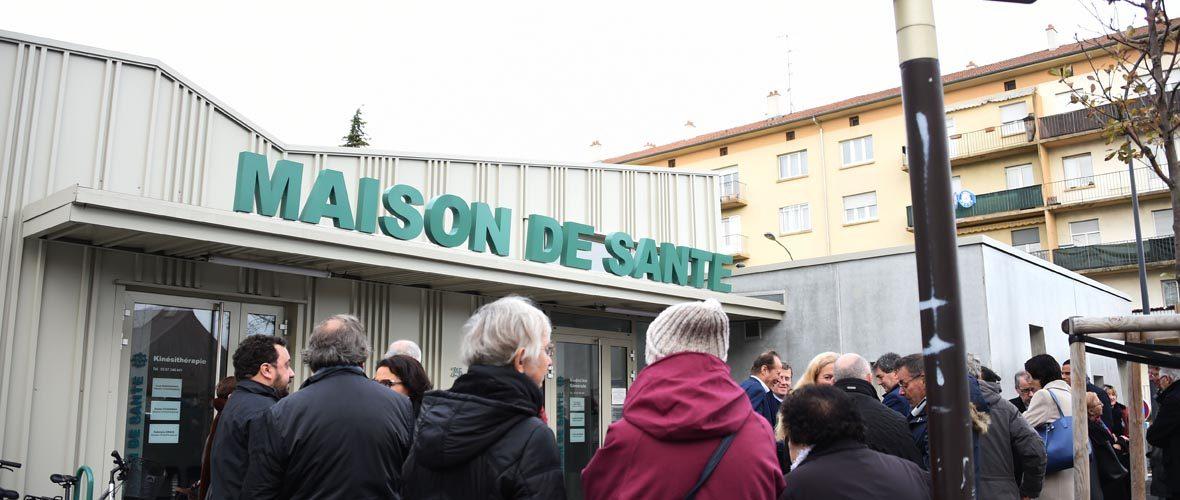 Bourtzwiller : une maison de santé, au cœur du quartier | M+ Mulhouse