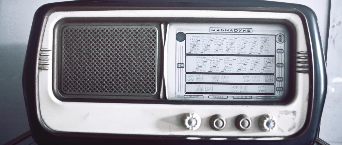 La radio fait sa révolution numérique | M+ Mulhouse