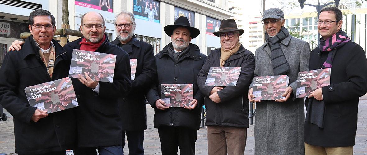 Calendrier interreligieux: « On fait du prosélytisme pour le dialogue!» | M+ Mulhouse