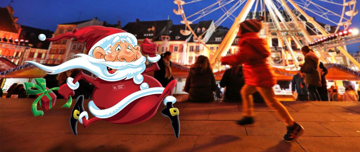 Un running spécial Noël | M+ Mulhouse